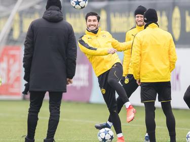 BVB-Routinier Nuri Şahin ist offenbar ein Kandidat bei Beşiktaş