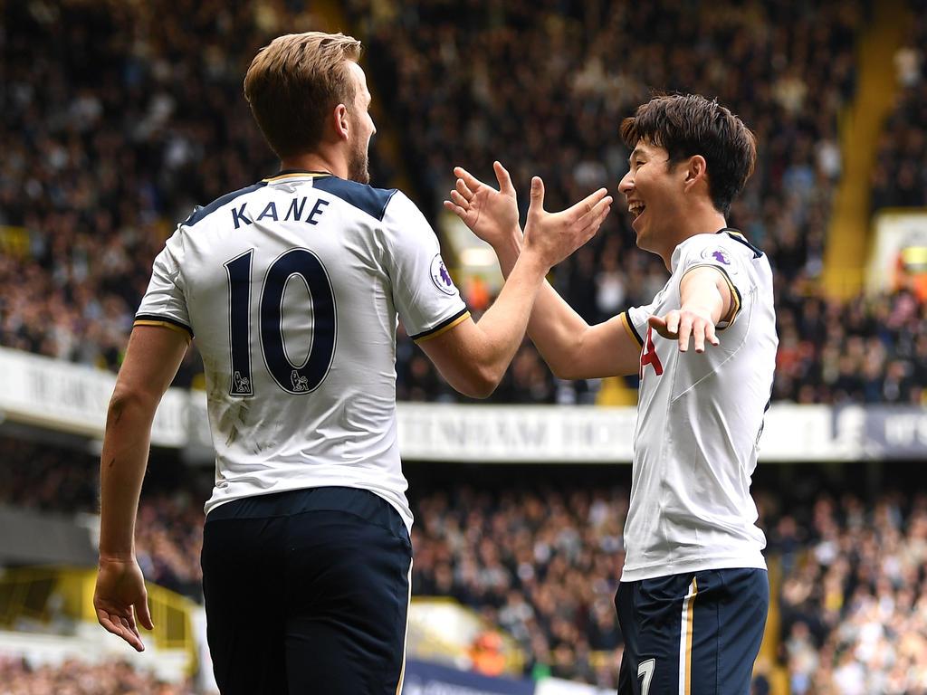 Tottenham ist weiter nicht zu stoppen