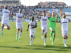 Juventus marschiert Richtung Titel
