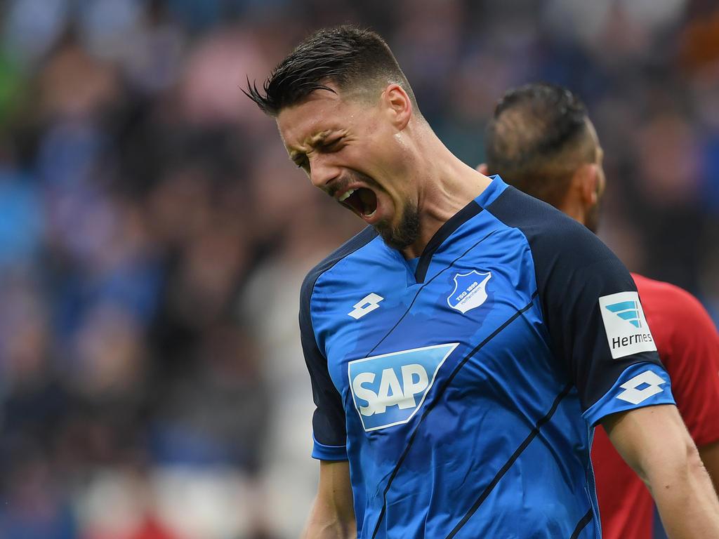 Nationalstürmer bleibt | Wagner verlängert bis 2020 in Hoffenheim