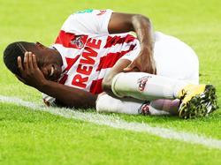 Jhon Córdoba hat für den Effzeh in der Bundesliga noch nicht getroffen