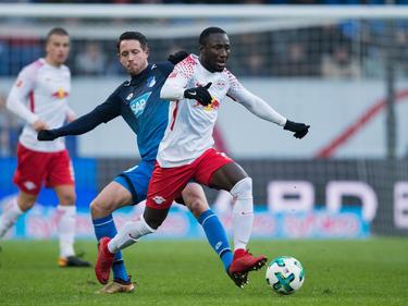 Naby Keita wechselt für 75 Millionen Euro von Leipzig nach Liverpool