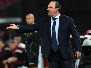 Rafael Benítez verlässt den SSC Napoli