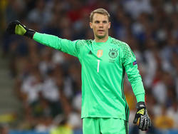 Manuel Neuer wird neuer Spielführer des DFB-Teams