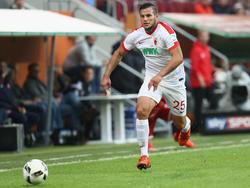 Raúl Bobadilla wird dem FC Augsburg länger fehlen