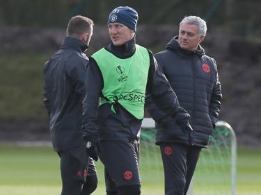 Bastian Schweinsteiger kam zuletzt erstmals unter José Mourinho zum Zuge