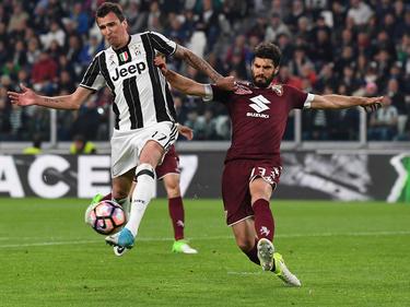 Das Stadtderby in Turin endete mit einem 1:1-Remis