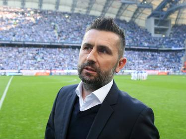 Nenad Bjelica visiert mit Lech Poznań den Meistertitel an
