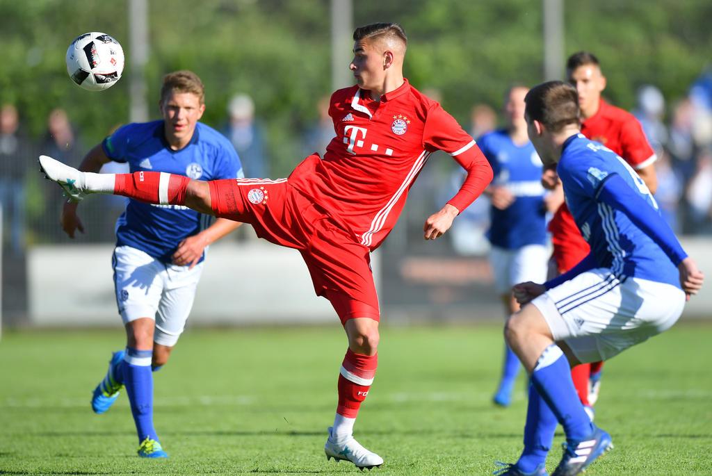 Marcel Zylla (Bayern München)