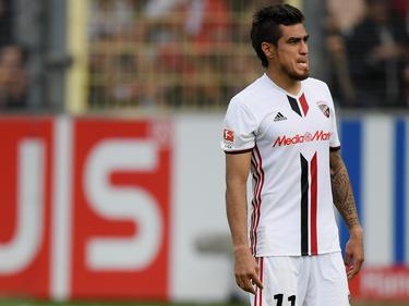Der FC Ingolstadt will nicht auf die Qualitäten von Dario Lezcano verzichten