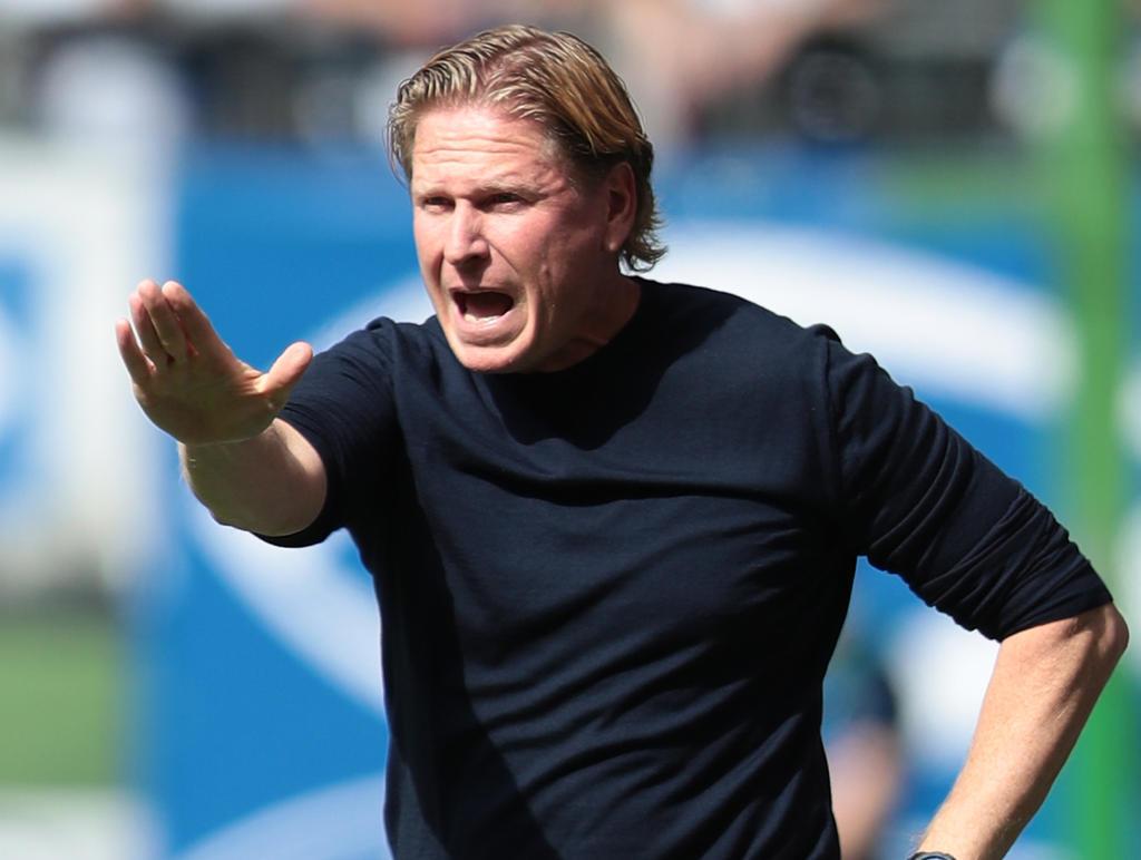 Bundesliga: HSV gewinnt in Köln