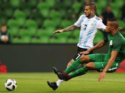 Darío Benedetto soll beim BVB auf dem Zettel stehen
