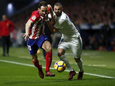 Kein Sieger im Stadtderby zwischen Atlético und Real Madrid