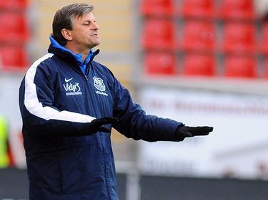 Falko Götz ist nicht mehr Trainer in Saarbrücken