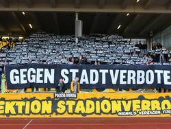 """""""Gegen Stadtverbote"""""""