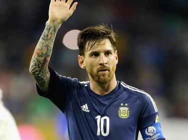 Lionel Messi gibt angeblich sein Comeback für Argentinien