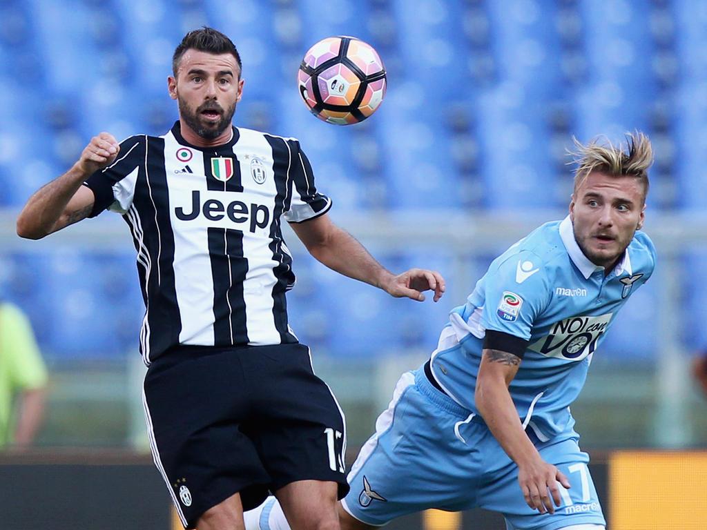 Barzagli und Co wollen das Triple Lazio die einzige Titelchance nutzen