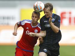 Holstein Kiel entführt alle drei Punkte aus Paderborn