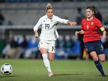 Die DFB-Frauen müssen sich mit einem Remis gegen Norwegen begnügen