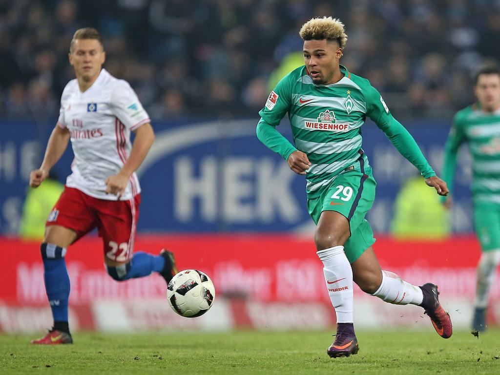 Fußball: Hoffnung auf friedliches Nordderby Werder gegen HSV