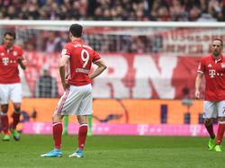 Bayern München erwartet gegen den BVB ein Schicksalsspiel