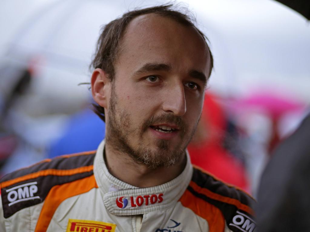 Robert Kubica hofft auf sein Formel-1-Comeback