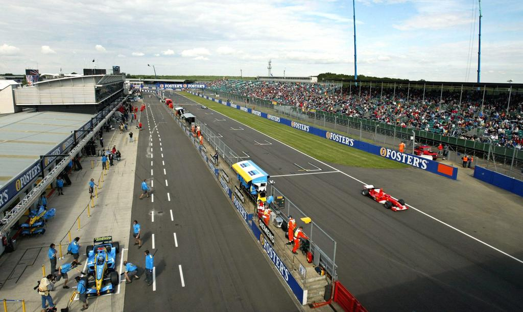 Silverstone - Formel 1
