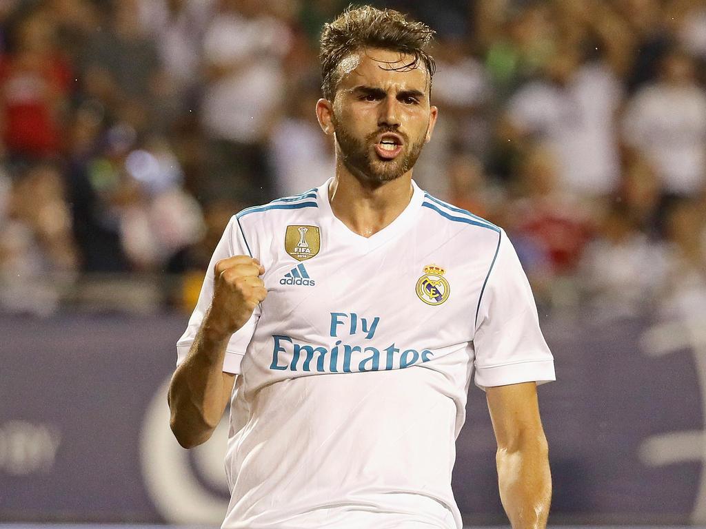 Borja Mayoral (Real Madrid)