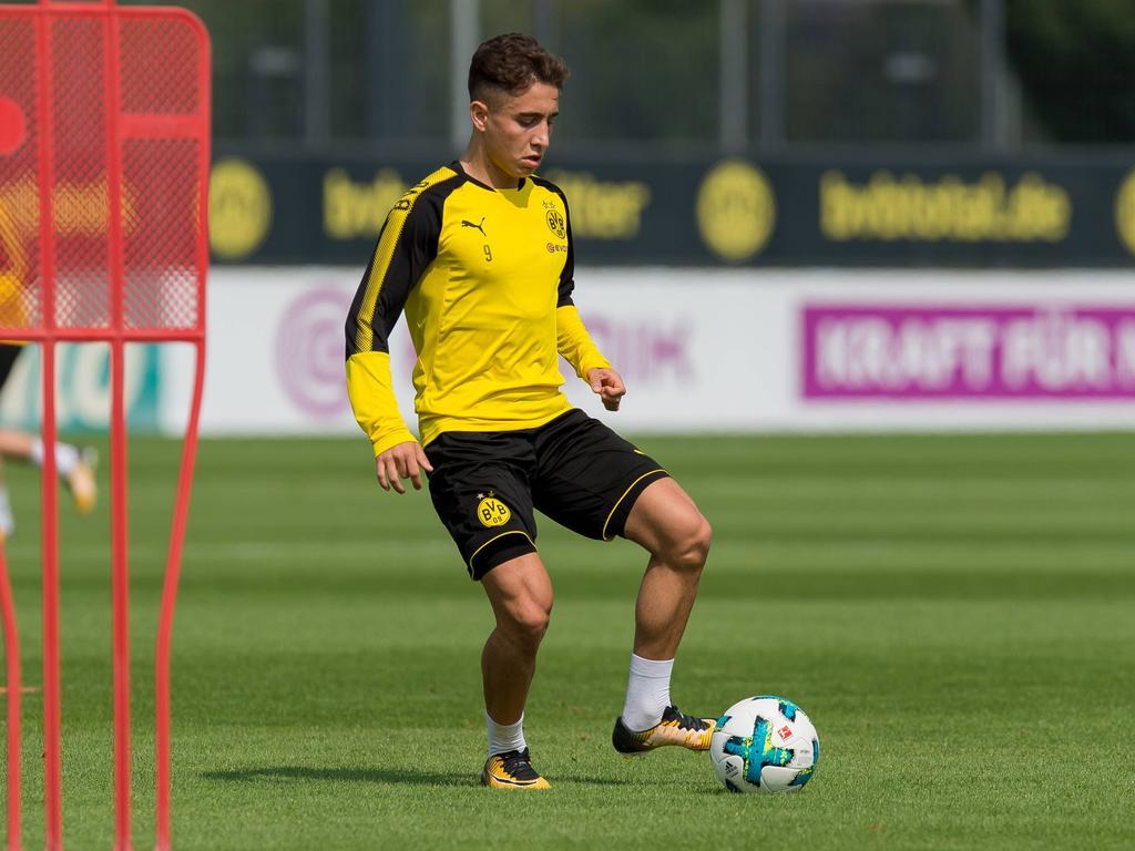 Seine Trikotnummer ist bereits neu vergeben | Dortmunds Mor vor Wechsel nach Spanien