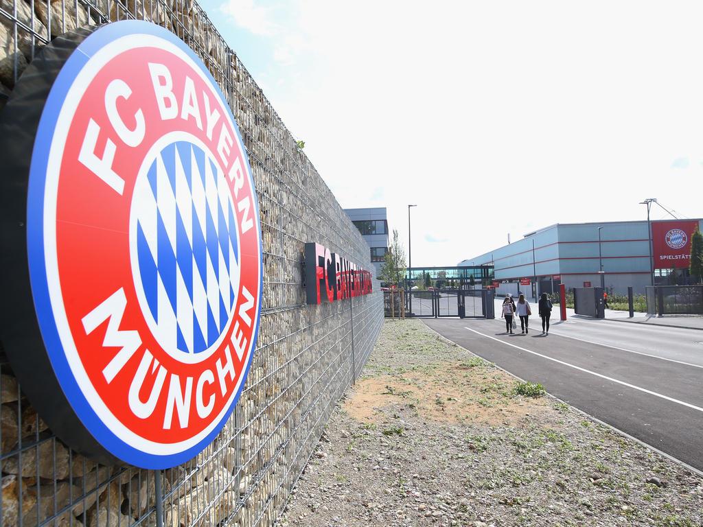 FC Bayern so weit das Auge reicht