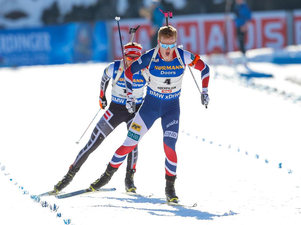 Biathlon-Hoffnung Schempp verpasst Podest knapp