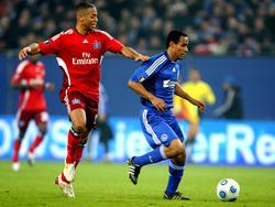 Leonardo (r.) spielte auch schon für Ajax Amsterdam