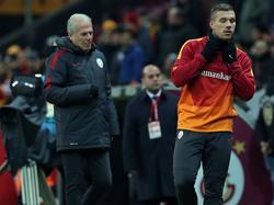 Gibt sein Comeback: Lukas Podolski