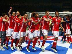 Celebración del Bayern de Munich (Foto: Getty)