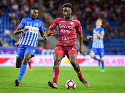 Soualiho Meïté soll bei Borussia Dortmund und Schalke auf dem Zettel stehen