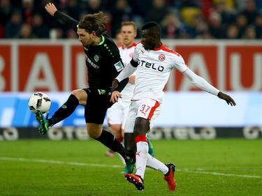 Spannendes Match zwischen Düsseldorf und Hannover