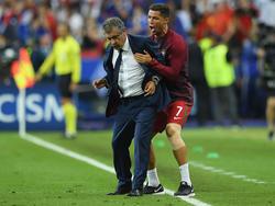 Cristiano Ronaldo soll auch beim Confed Cup dabei sein