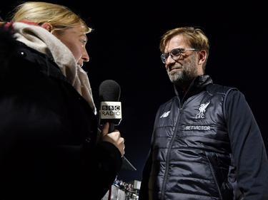 Liverpool-Teammanager Jürgen Klopp hat sich zu Kritik an seinen Wechseln geäußert