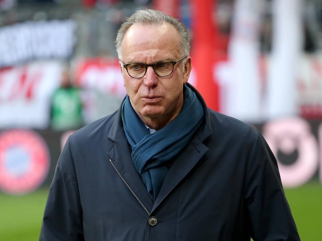 Karl-Heinz Rummenigge, máximo dirigente del FC Bayern (Foto:Imago)