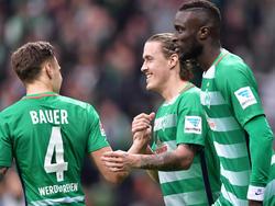 Werder Bremen will mit einem Sieg endgültig den Klassenverbleib sichern