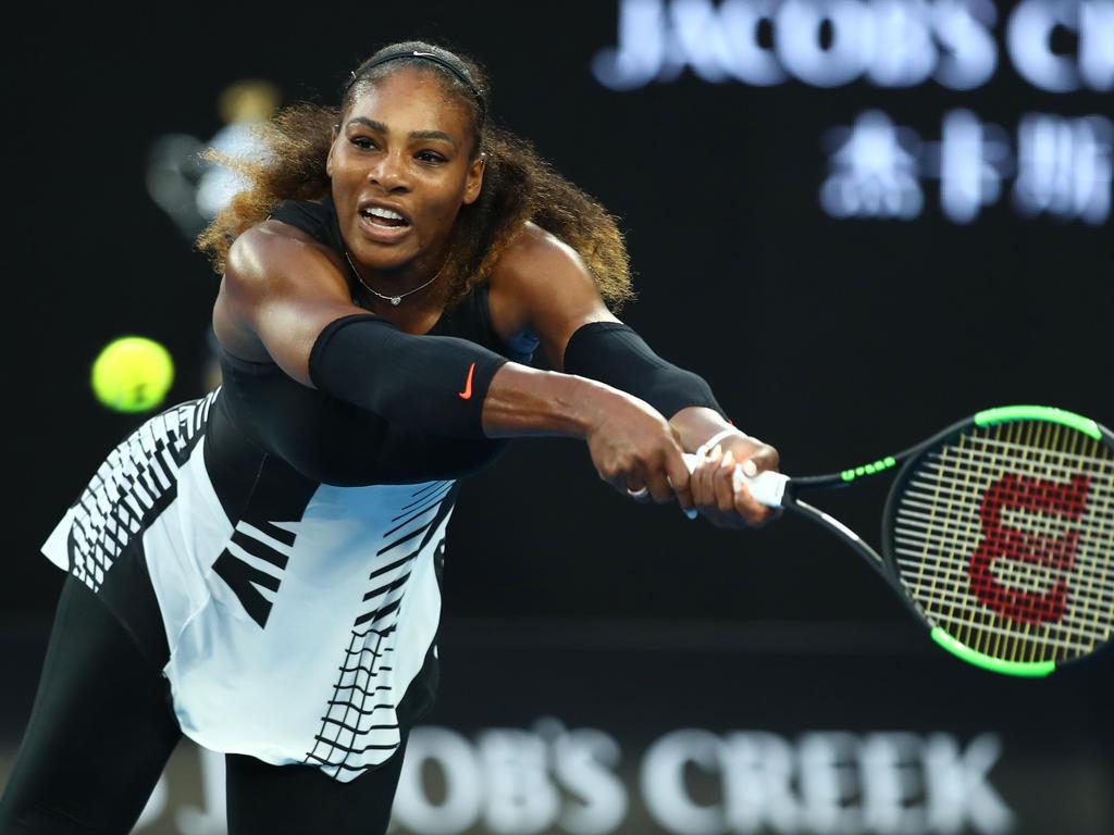 Serena Williams erwartet im Herbst ein Baby