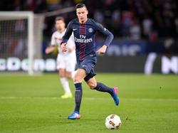 Julian Draxler will bei PSG bleiben