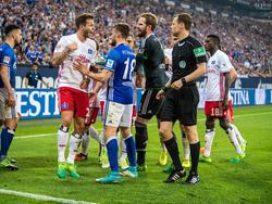 Videobeweis hätte nicht gegebenes Schalker Tor nicht aufklären können