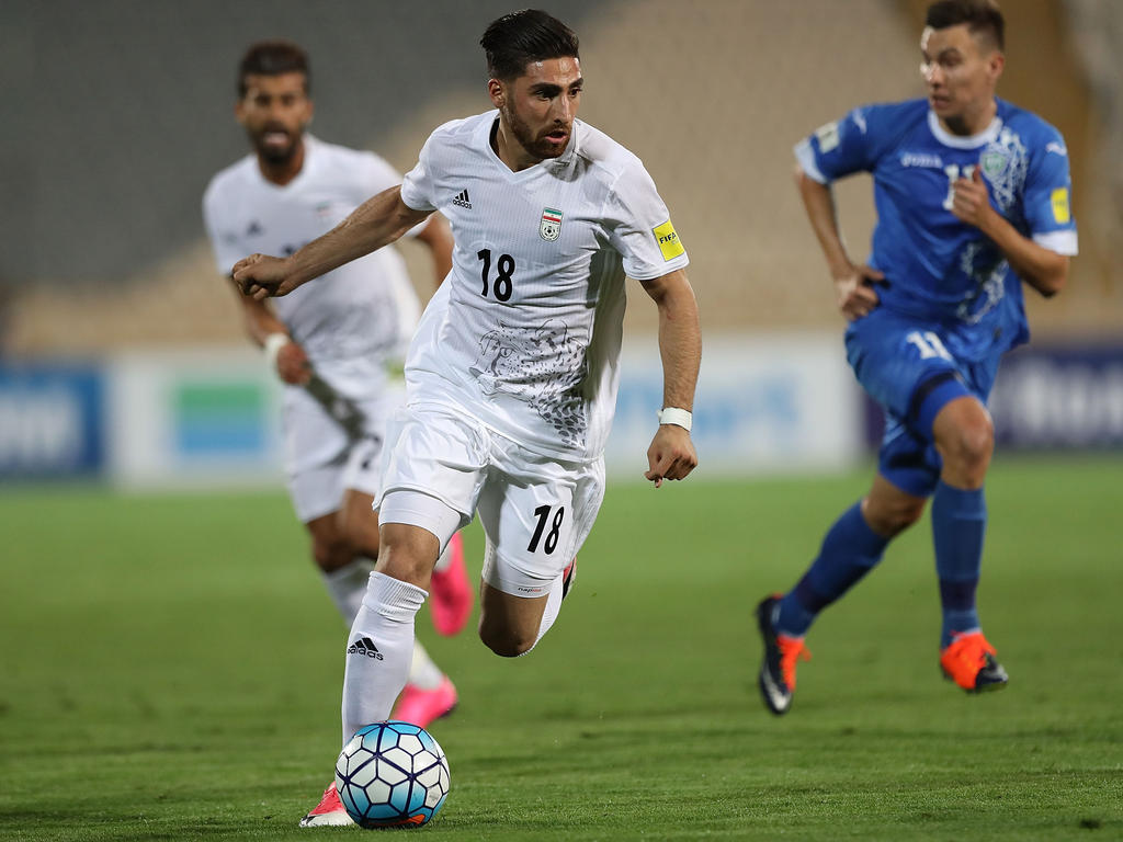 Iran qualifiziert sich für Turnier in Russland