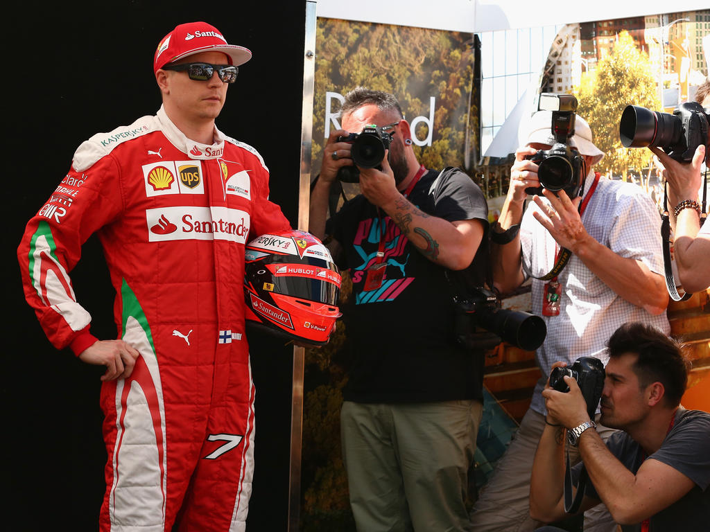 Kimi Räikkönen - 261 Starts