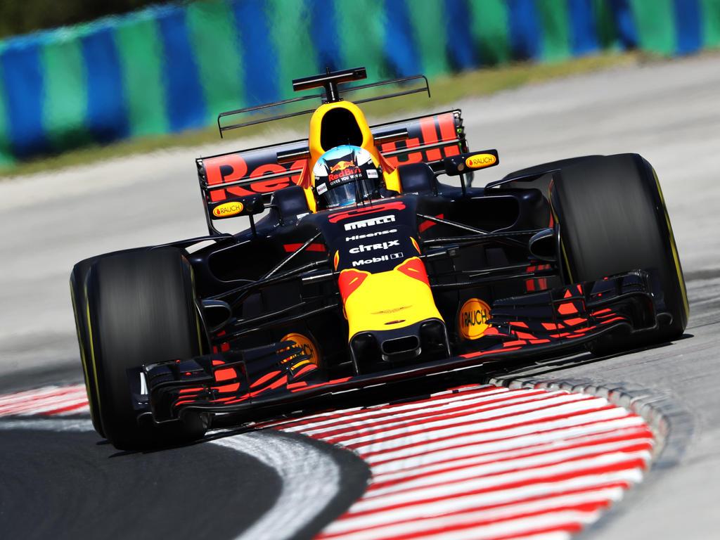 Formel 1: Ferrari steht in Budapest in der ersten Reihe
