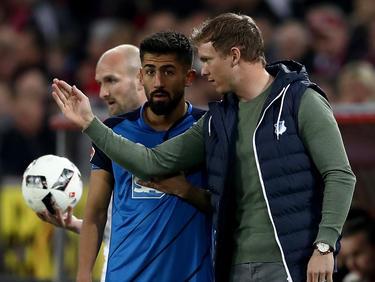 Demirbay (l.) wird der TSG gegen Schalke verletzt fehlen