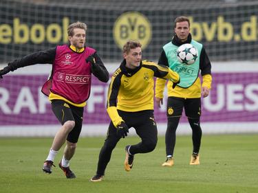 Jacob Bruun Larsen wird dem BVB mehrere Wochen fehlen