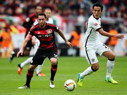 Leverkusen - Frankfurt
