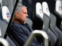 José Mourinho war schon mal besser gelaunt
